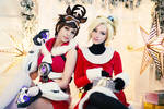 New Year Tracer and Mercy