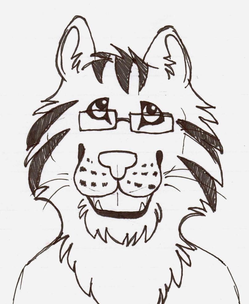 Kev Tiger by LyricAndMemories