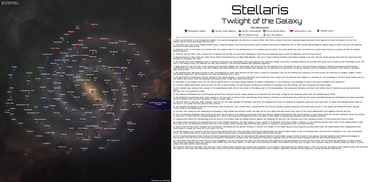 Stellaris by MrImperatorRoma on DeviantArt