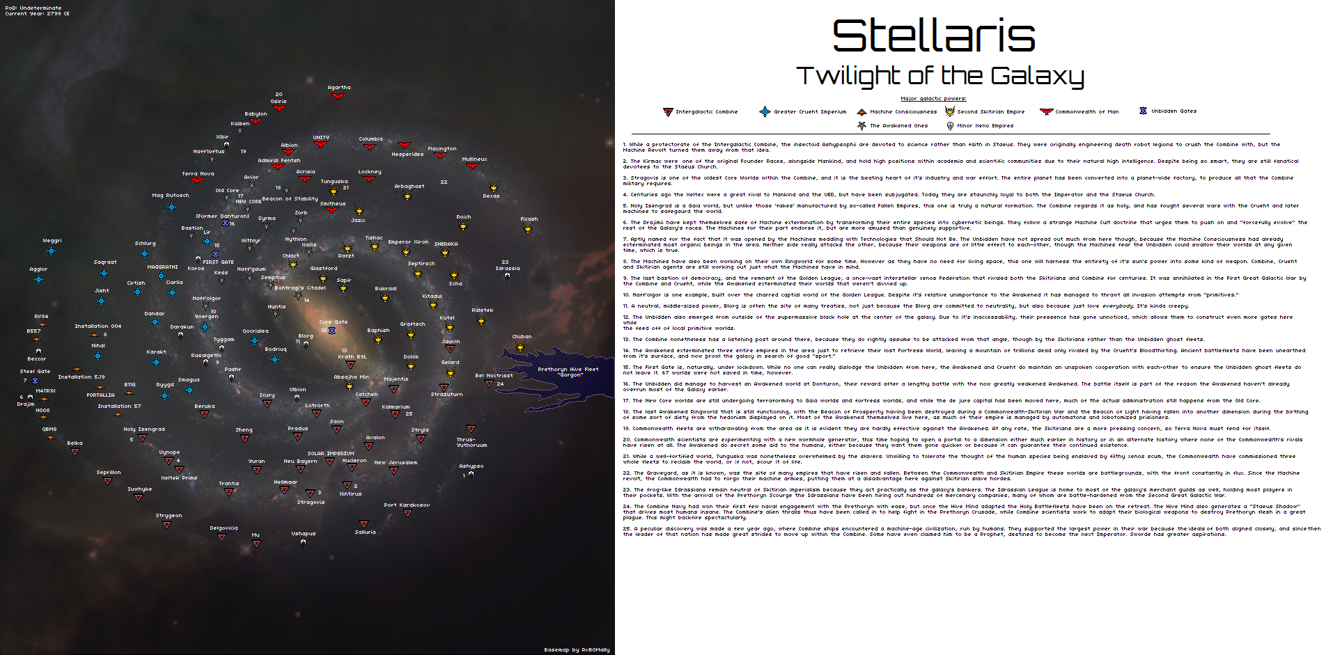 Empire Names Stellaris