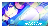 Aoba - Stamp by StampsFA