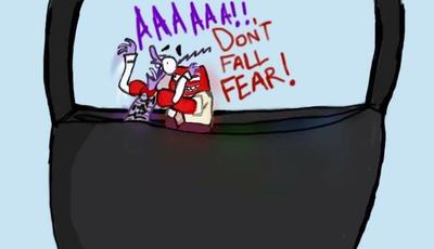 Inside Out fanfiction fan art by tigerclaw64