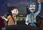 Rick and Morty: Spaceship Extravaganza