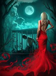 Last Kiss Goodnight II by Lady-Symphonia