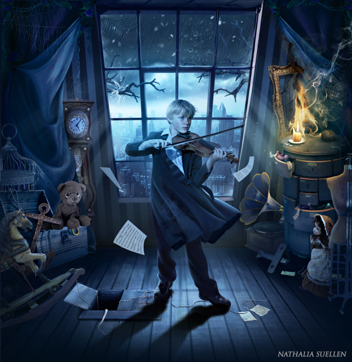 DARK MOOR album art by Lady-Symphonia
