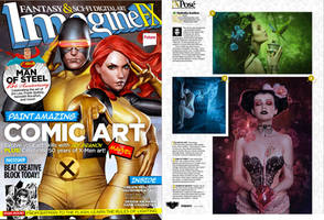 ImagineFx feature #2