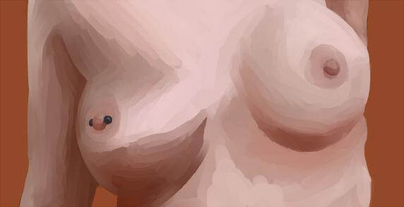 Tits No A by MouseG32