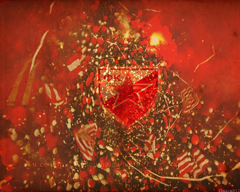 Crvena Zvezda | Red Star Wallpaper by Piksi012 on DeviantArt