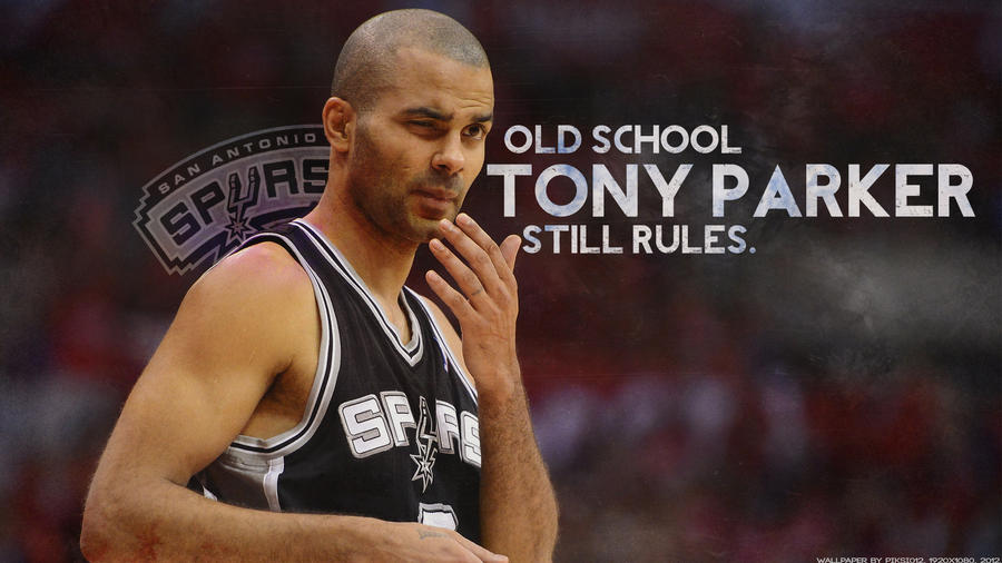 Tony parker old school wallpaper by piksi012 on deviantart tony parker old school wallpaper by piksi012 voltagebd Choice Image