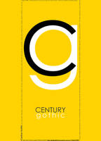 Centry Gothic Poster by EN70
