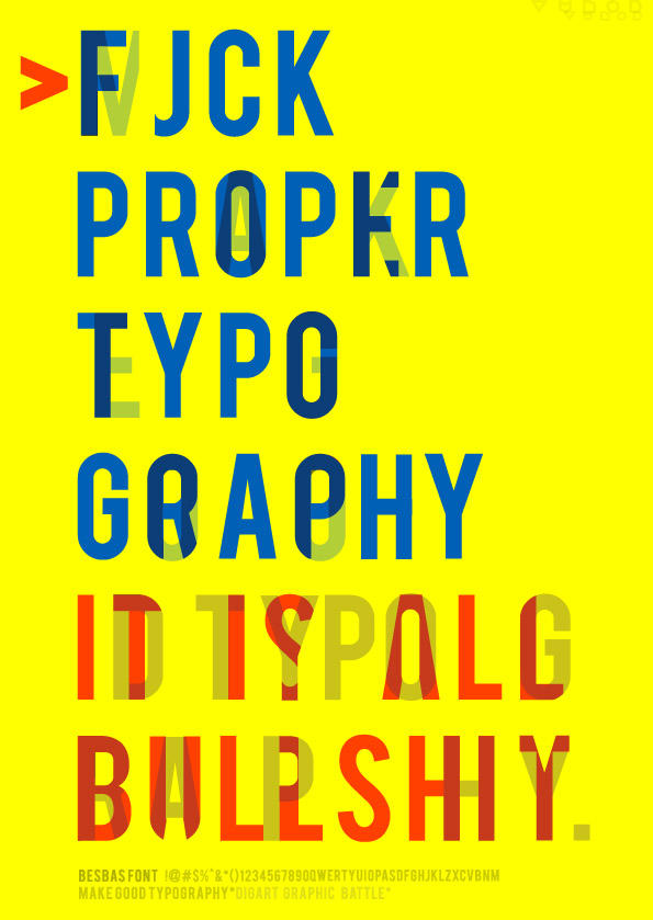Make good typography