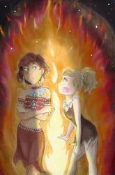 Firebringer by KaoriSanban