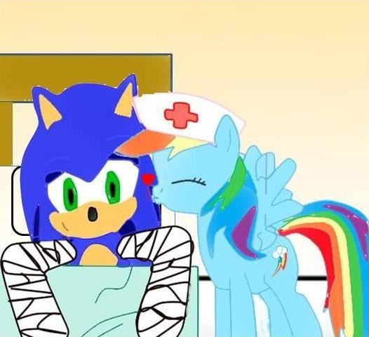 My little nurse Rainbow by kaiamurosesei