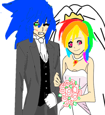 JUST MARRIED by kaiamurosesei