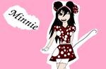 Minnie Mouse Anime