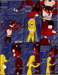Five nigths at freddy's Comic pagina 1