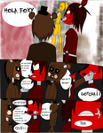Five nigths at freddy's Comic pagina 3