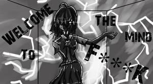 (Hatsune Miku) Mind Brand Welcome To The Mind F**k