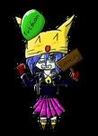 Tuzocon mascota X3 nya X3