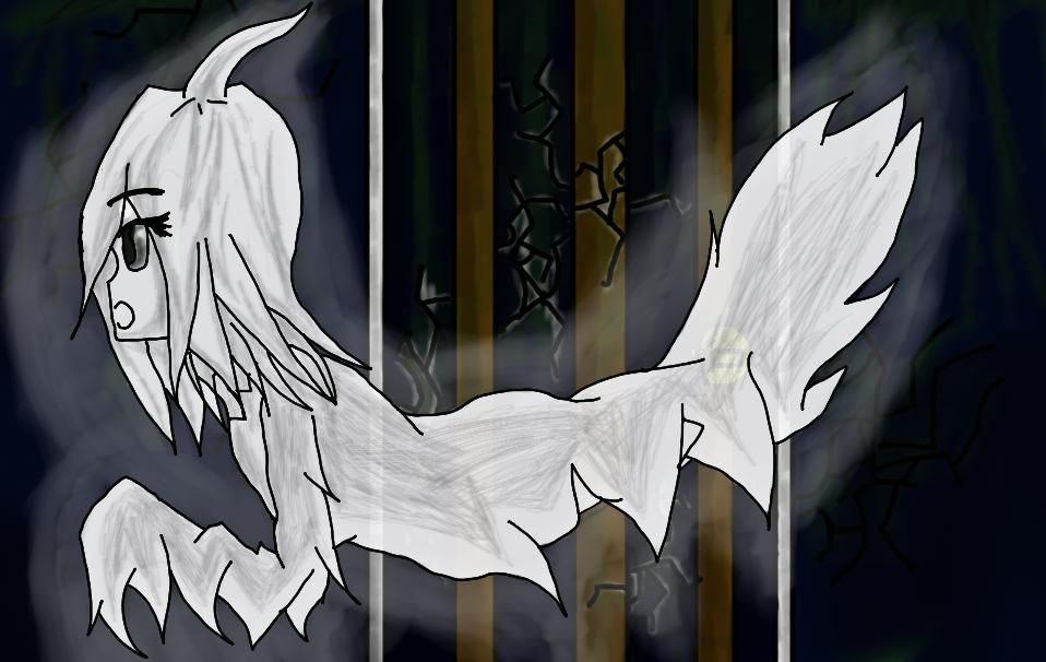 ReDraw Ghost Girl
