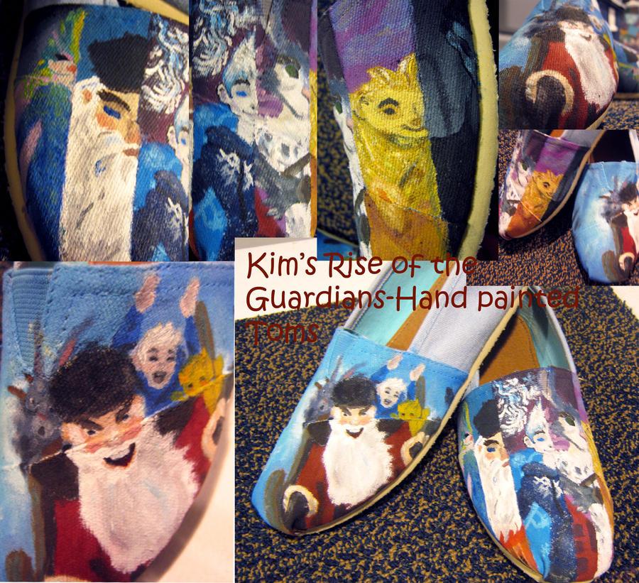 Rise of the Guardians Shoes by Webington