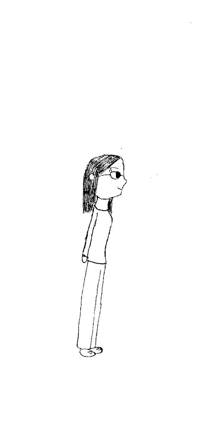 Sideways Person By Viviana098679 On Deviantart