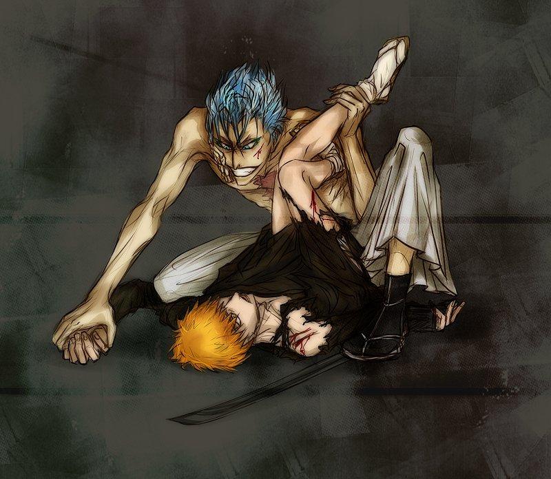 Just a fight by VivienKa