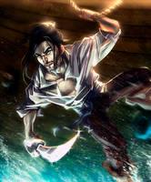 He's a pirate by VivienKa