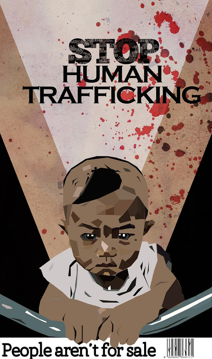 Human Trafficking by kouchimaru