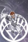 White Lantern Hal Jordan