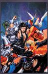 JLA 58 COVER