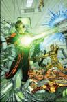 teen Titans 7 Cover
