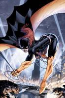Teen Titans 15 Page 1 by drewdown1976