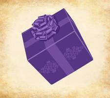 Present Purple Vexel