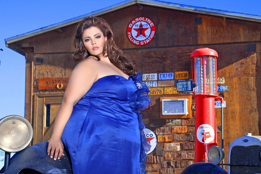 Back when Rosie Mercado was Fat by BrazilPlus