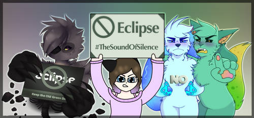 Eclipse can die... [COLLAB]