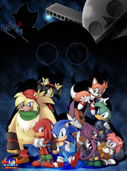 Sonic the Fighters- 2nd Place