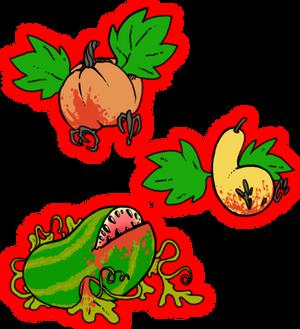 Vampire Vegetables