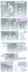 Kaleb's Birth by AllesiaTheHedge