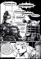 The Debate by drakefenwick