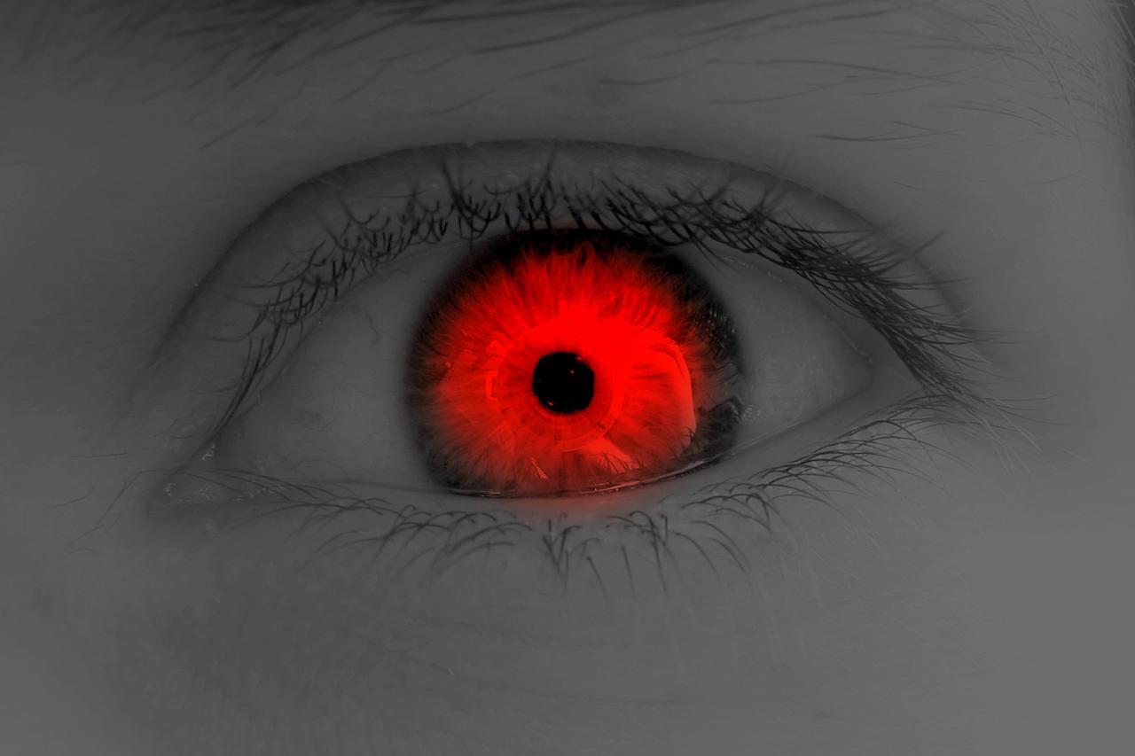 evil eye by mrsnerg on DeviantArt