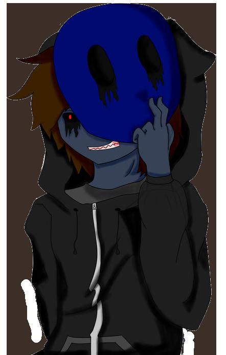Eyeless by donantvi