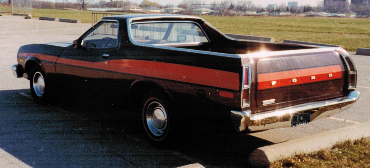 Ford Ranchera Tuning - Fotos de coches - Zcoches