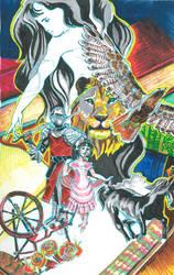 100 Themes Challenge - Books - Storybook Magic
