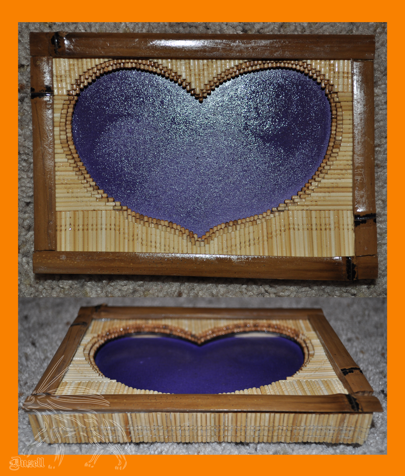 Heart Picture Frame by VampDuzell