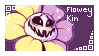 [KIN STAMP] - Flowey by eyesaur