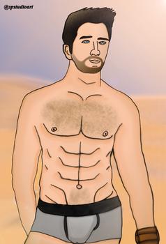 Uncharted - Nathan Drake (Sexy Version)