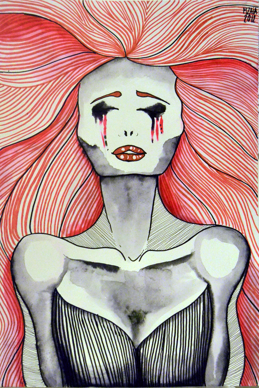 Ophelia by plumcake-mery