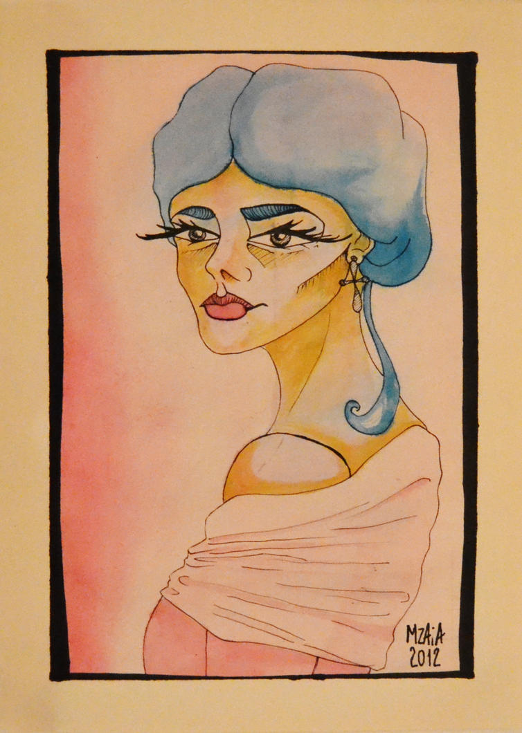 Madame Bovary by plumcake-mery