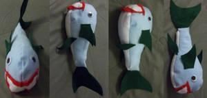 My Joker Fish Plushie
